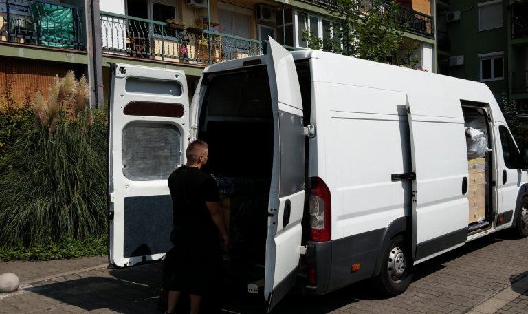 Selidbe Novi Sad ~ Kombi Prevoz Batinić