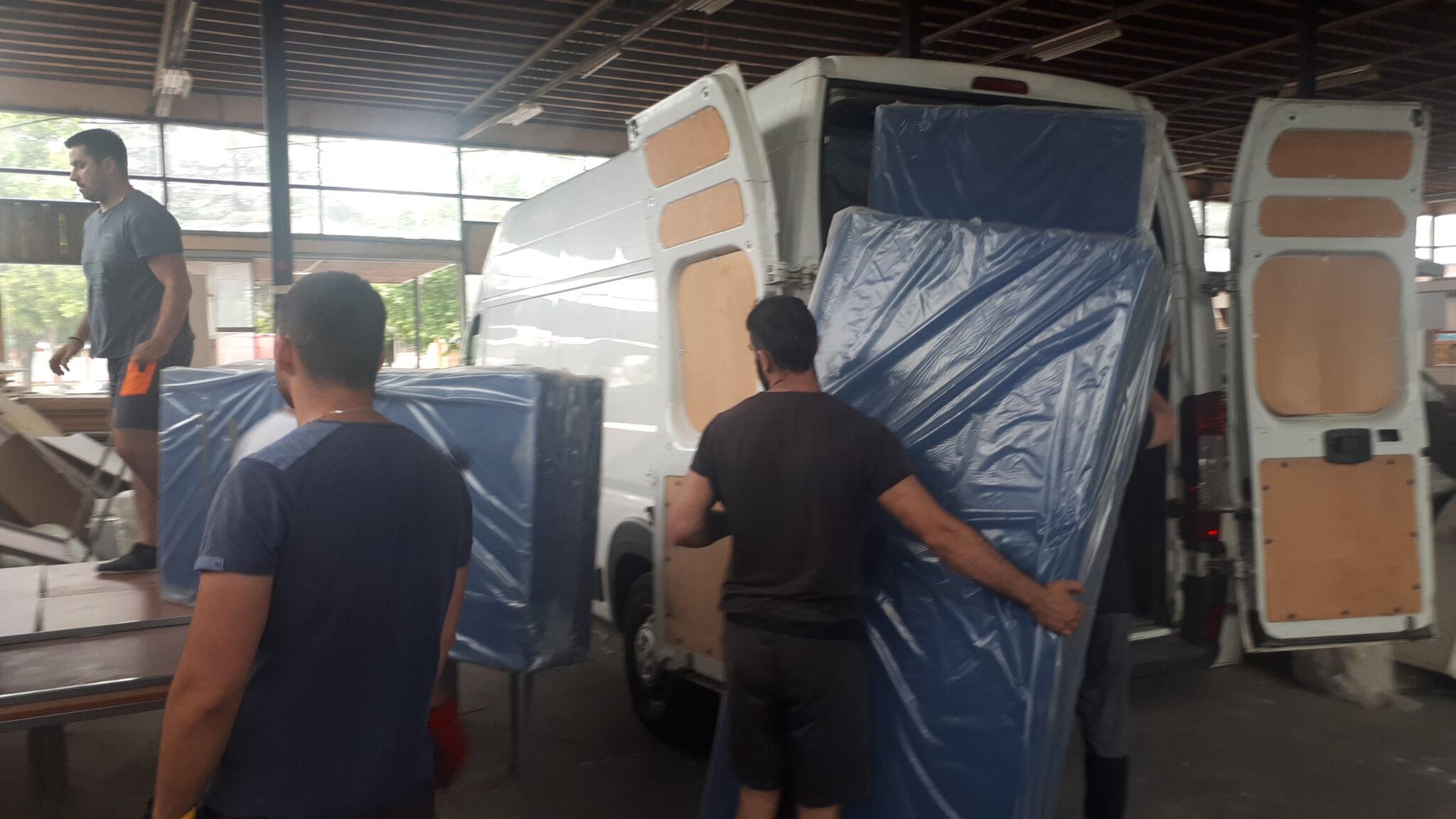 SELIDBE NOVI SAD ~ Agencija za selidbe iz Novog Sada